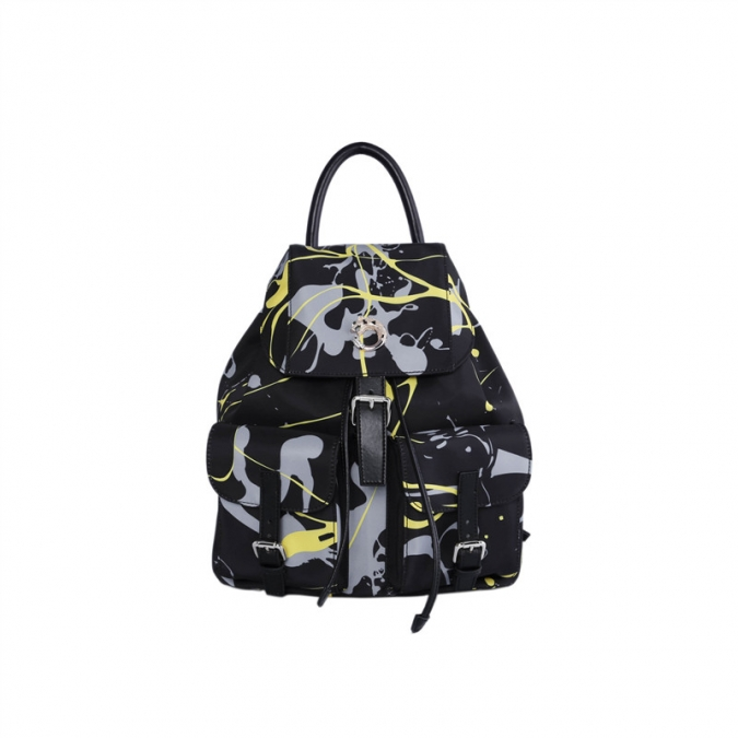 New Camouflage Women Backpack